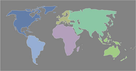 worldmap colored by escardo