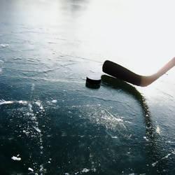 Hockey Stick by AniMal-e