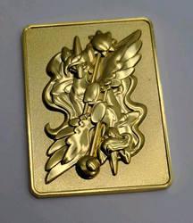 Gold Standard - Royal Canterlot Treasury by Breakfast-Tee