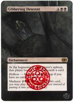 Altered card - James' descent by JohannesVIII