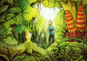 Dream forest by JohannesVIII