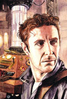 Eighth Doctor (1) by JohannesVIII