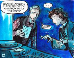 If Rory was Eight's companion by JohannesVIII