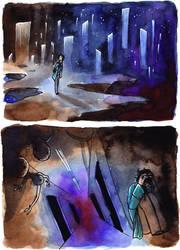Eight in Silent Hill by JohannesVIII
