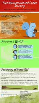 Infographic for Best Online Expense tool-Nutcache by Nutcache