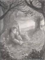 Of Frodos Dreme by crossrhythm