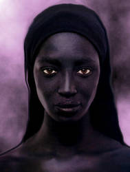 The Nubian by mertmort