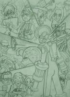 Battle Network 2 by MidniteW
