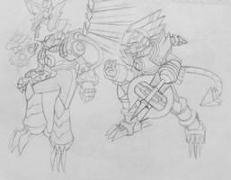 BN6 Cross Beast swap concept by MidniteW