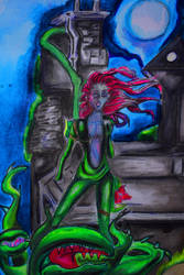 Poison Ivy by divinerogue1991