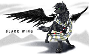 Black Wing by ByoWT1125