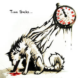 Time sucks by ByoWT1125