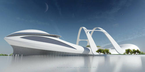 Museum of the Sea nature 2 by Bop181