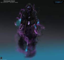 Nightmare Ghost Ze by zagreusent