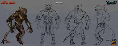 Demon-deman-blueprint Ze by zagreusent