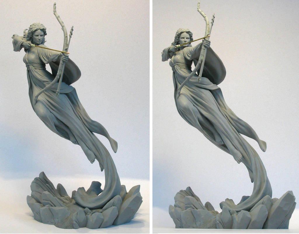 'Serafina' by MarkNewman