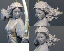 'Serafina' Close up. by MarkNewman