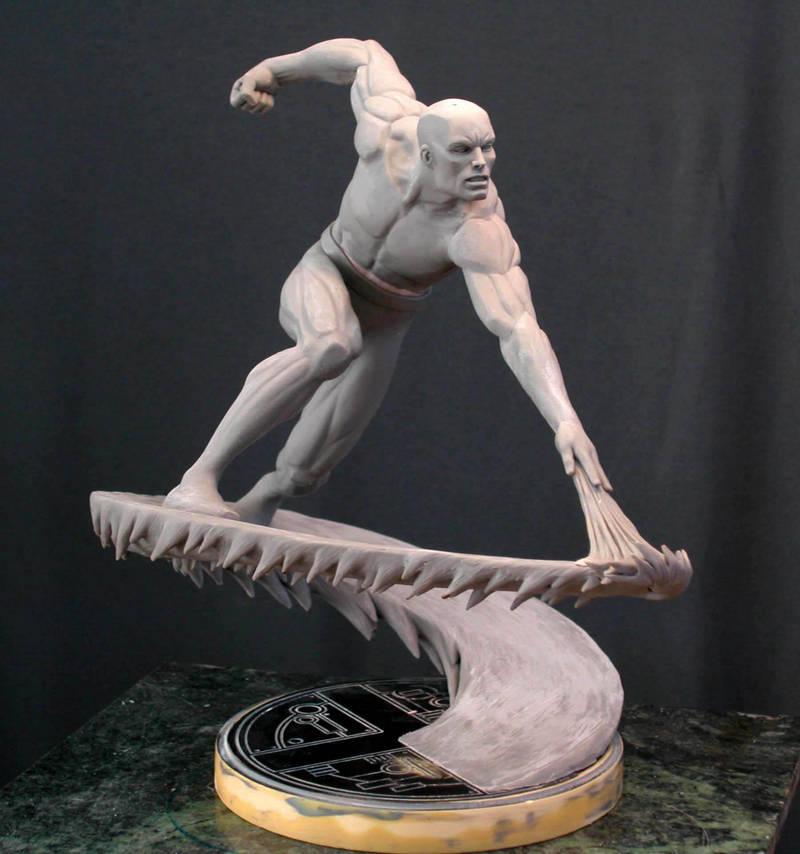 'Iceman' Original sculpt. by MarkNewman
