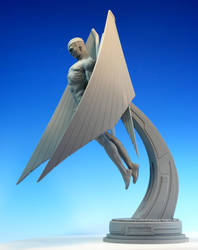 'Archangel' 4 by MarkNewman