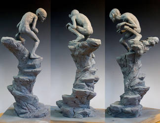 Gollum 2 by MarkNewman