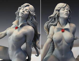 Vampirella 5 by MarkNewman