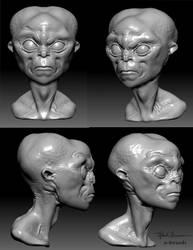 Z-Head by MarkNewman