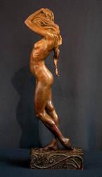 'Nouveau Figure' 2 by MarkNewman