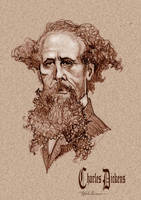 Dickens by MarkNewman