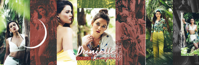 Header Fansite ft Danielle Campbell by oursheartsps