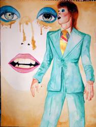 I'm David Bowie by CRAMbambie