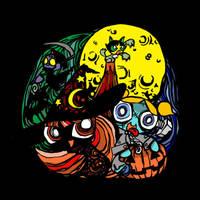 Happy Halloween by Sukapon-ta