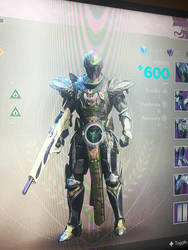 D2 raid the great hunt armor by pugwash1