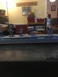 First grey hunters squad together by pugwash1