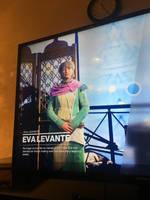 Eva levante by pugwash1