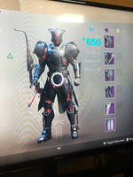 D2 black armory forged machinest armor by pugwash1