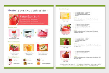 TPPNV Smoothies 101 by montia