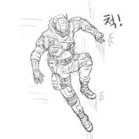 Titanfall - pilot by mrs1989
