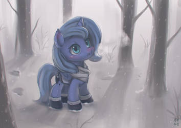 Cold, cold winter by mrs1989