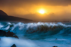 Storm Wave by cprmay