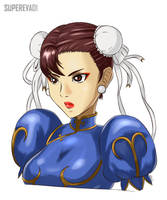 Chun-li by supereva01