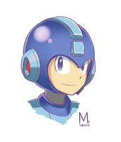 Megaman 11 by supereva01