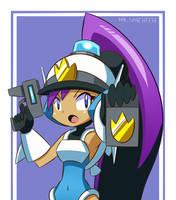 Officer Shantae by supereva01