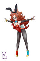 Android 21 by supereva01