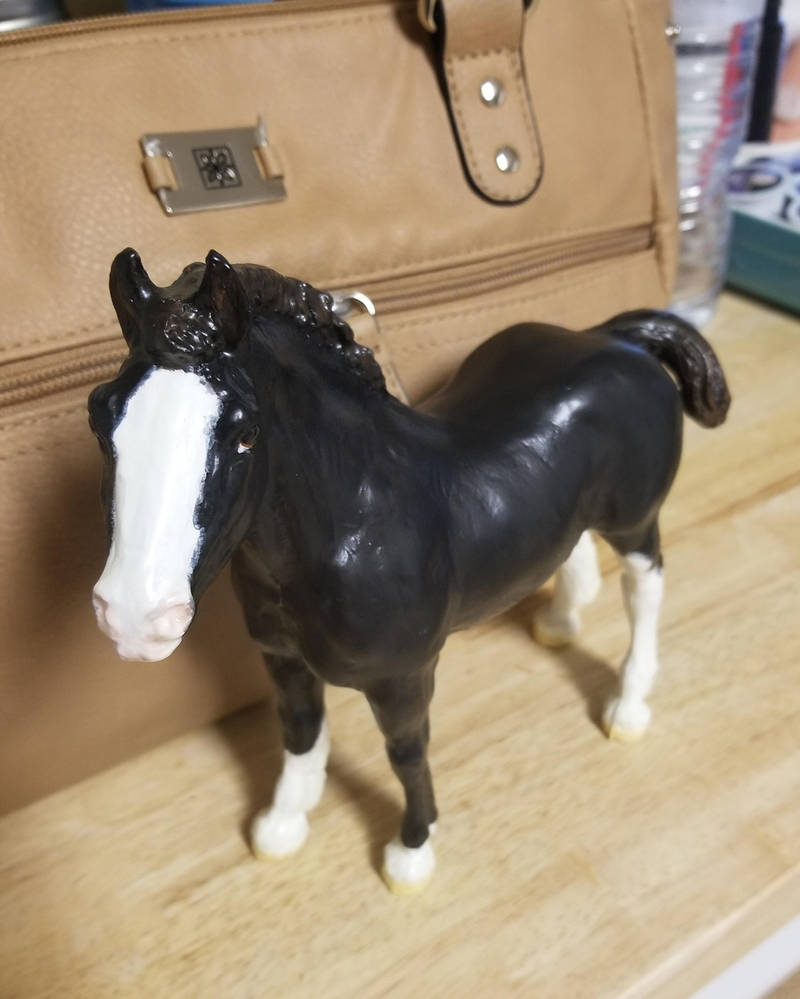 Custom Breyer Foal 2 by JenniferBee