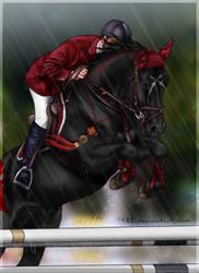 Samurai-Showjumping Grand Prix by Tigra1988