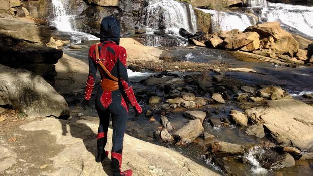 Reedy Falls Discovered by Xavietta