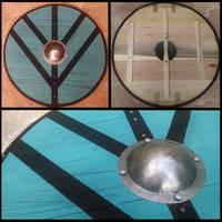 Lagertha Shield by Xavietta