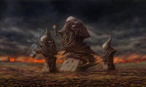 The Three Judges by ser1o