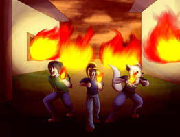 CD - Fire Intro by pyrofiend324