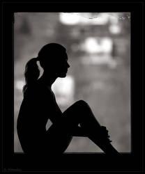 - window silhouette - by SaschaHuettenhain